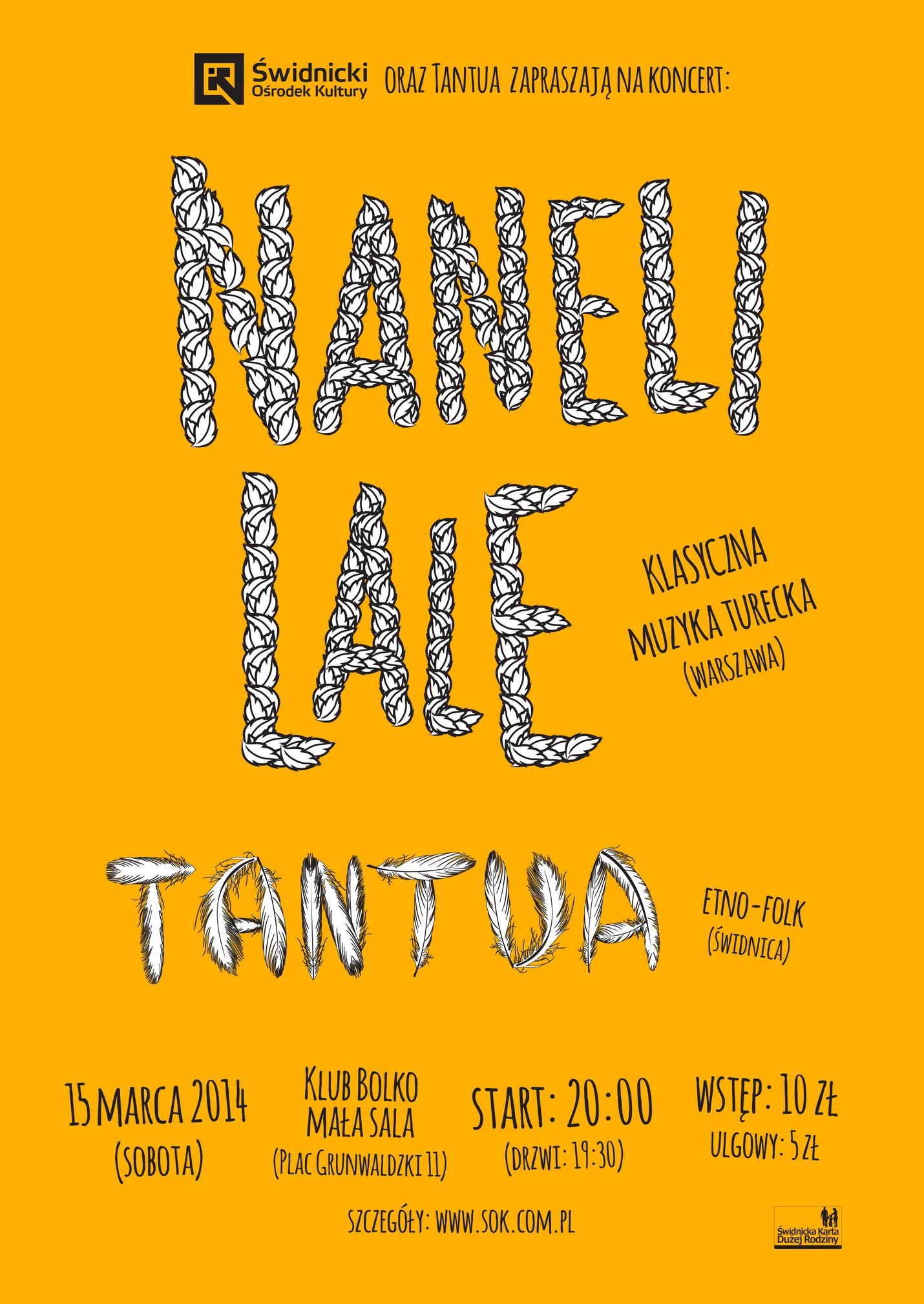 Naneli Lale + Tantua [koncert]