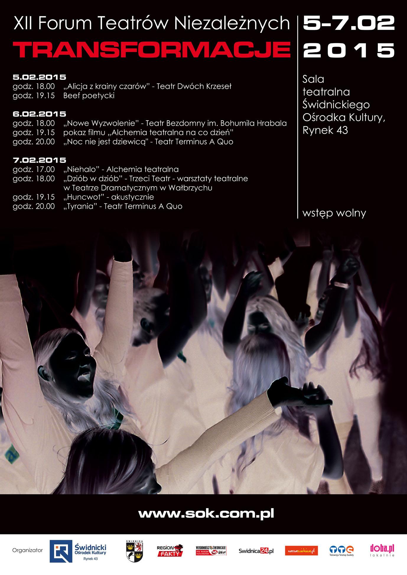 Transformacje: XII Forum Teatrów Niezależnych