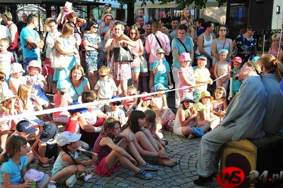 Festiwal teatru Otwartego / foto: Wiktor Bąkiewicz (ws-24.pl)