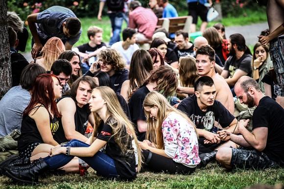 publiczność podczas Truskawki (foto: Swidnica24.pl)