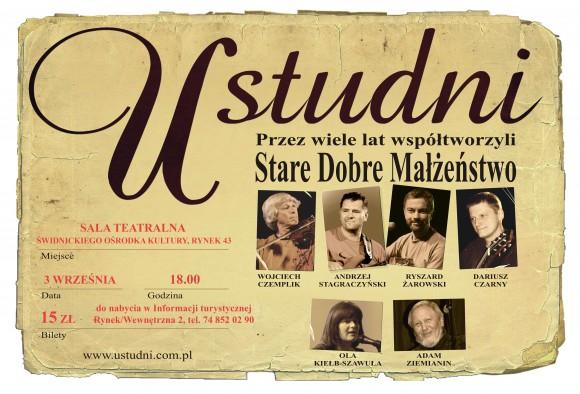 U studni plakat_swidnica