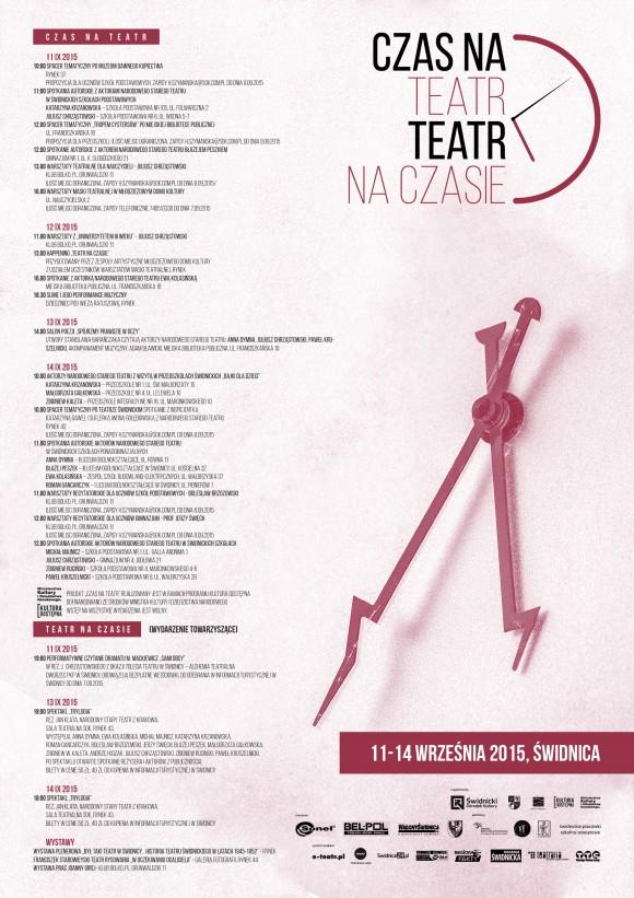 czas_na_teatr plakat