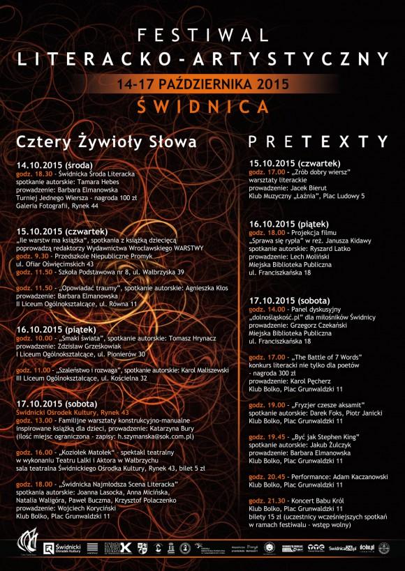Plakat_4_zywioly_slowa