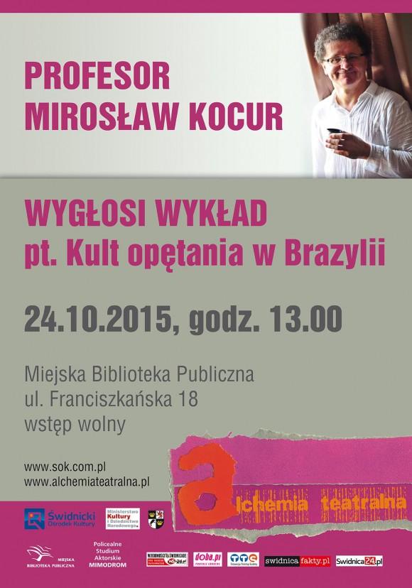 plakat Kocur 10-2015