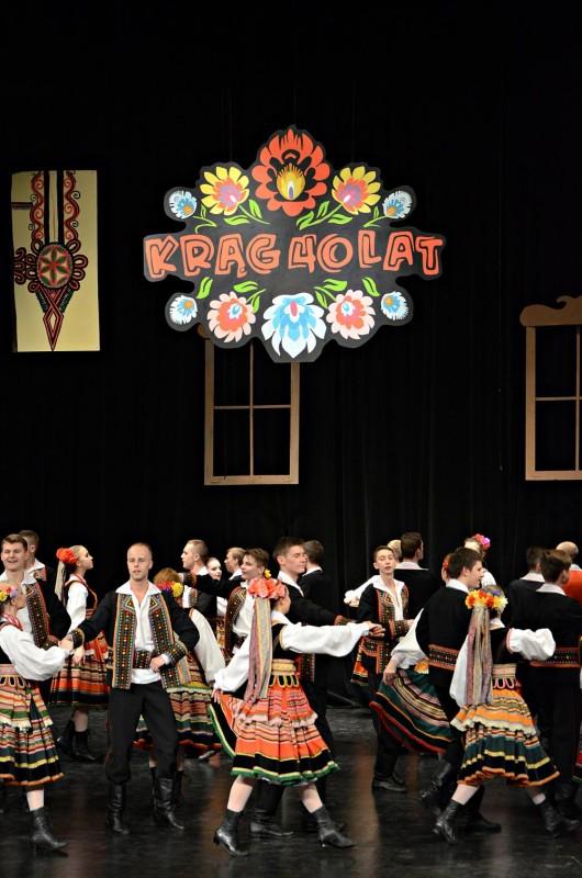 Krąg (foto: Artur Ciachowski / Swidnica24.pl)