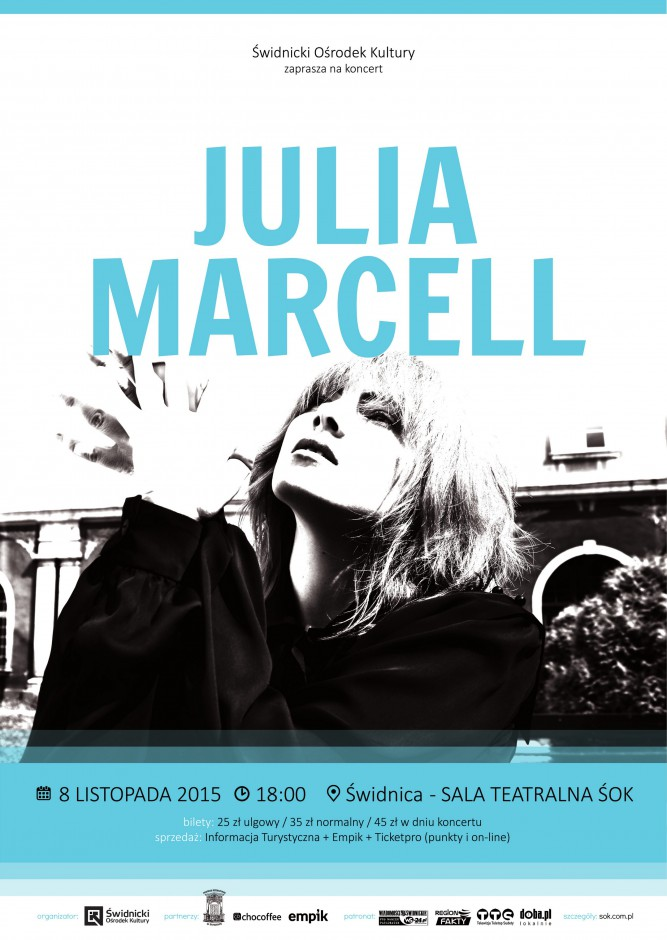 PLAKAT julia marcell