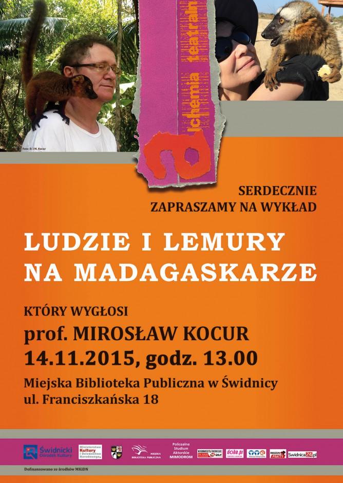 plakat Kocur 11-2015