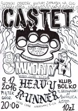 plakat-castet-minority-heavy-runner